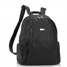 Жіночий чорний рюкзак Olivia Leather NWBP27-008A - Royalbag