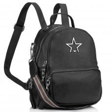 Женский кожаный рюкзак Olivia Leather NWBP27-5530-1A - Royalbag