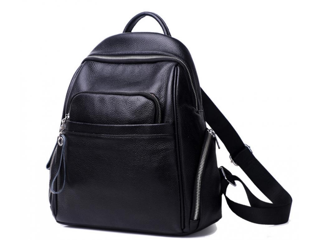 Женский рюкзак Olivia Leather NWBP27-7757A-BP - Royalbag Фото 1