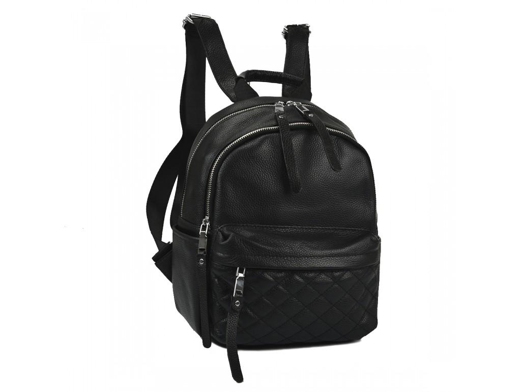 Жіночий шкіряний рюкзак міського типу NWBP27-8031A-BP - Royalbag Фото 1