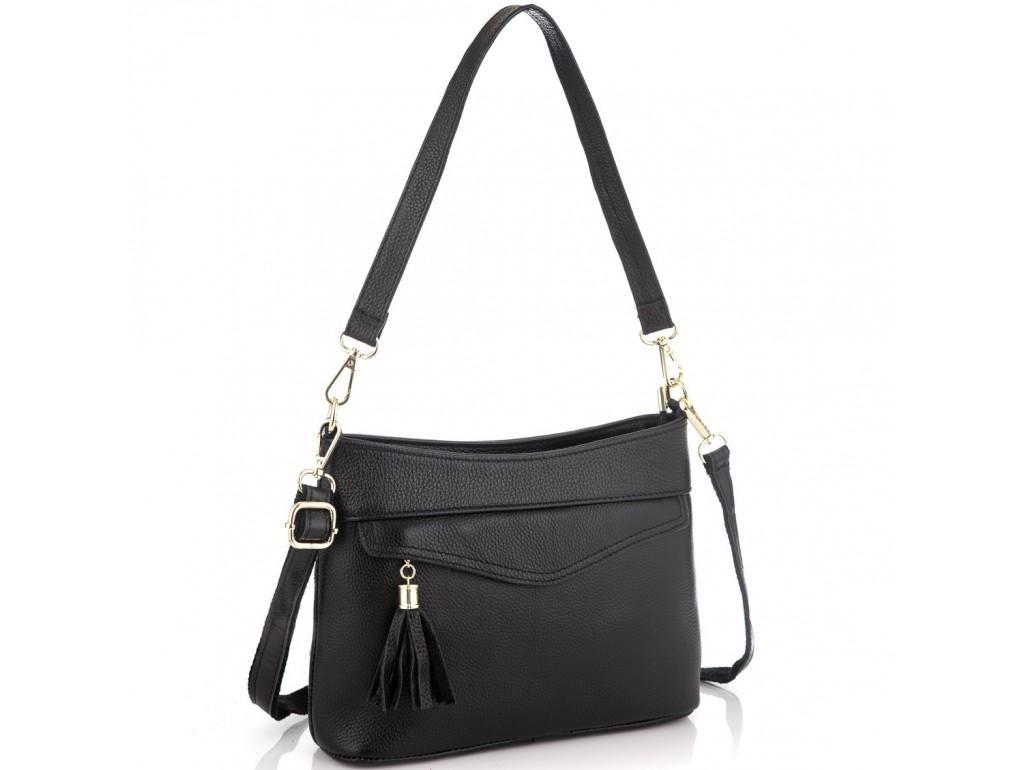 Кожаная женская сумка Riche NM20-W832A - Royalbag Фото 1