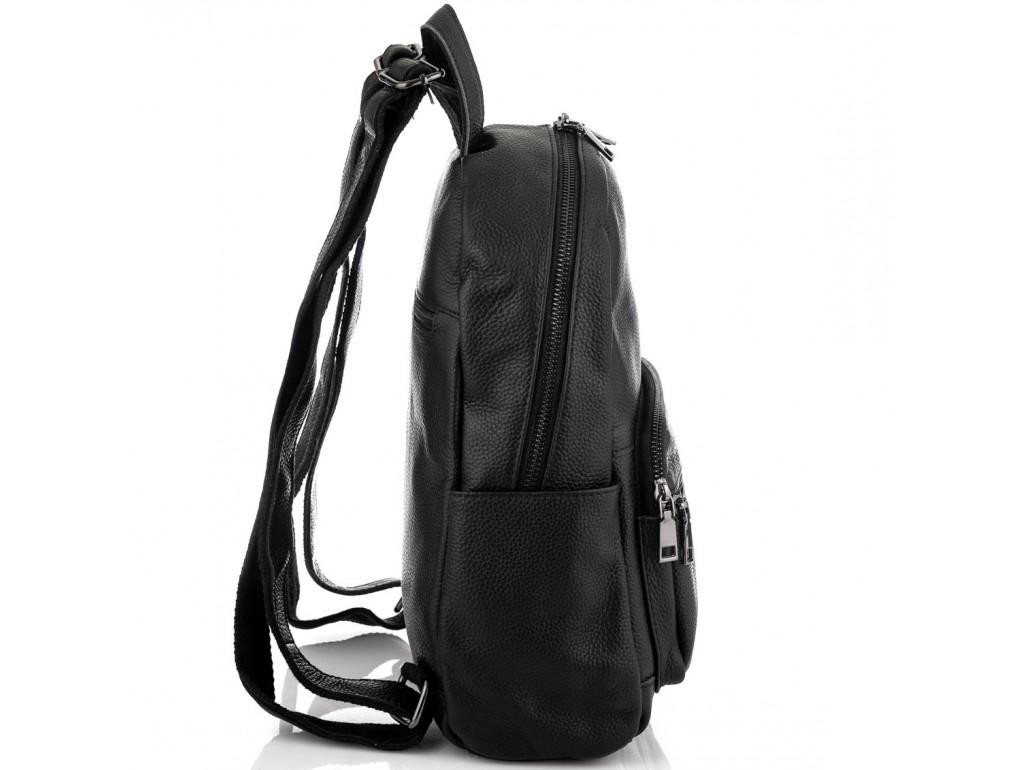 Женский рюкзак черный Riche NM20-W10086A - Royalbag