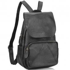 Женский кожаный рюкзак с клапаном Riche NM20-W1031A - Royalbag