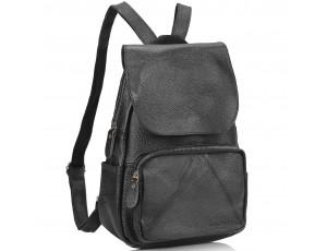 Жіночий шкіряний рюкзак з клапаном Riche NM20-W1031A - Royalbag