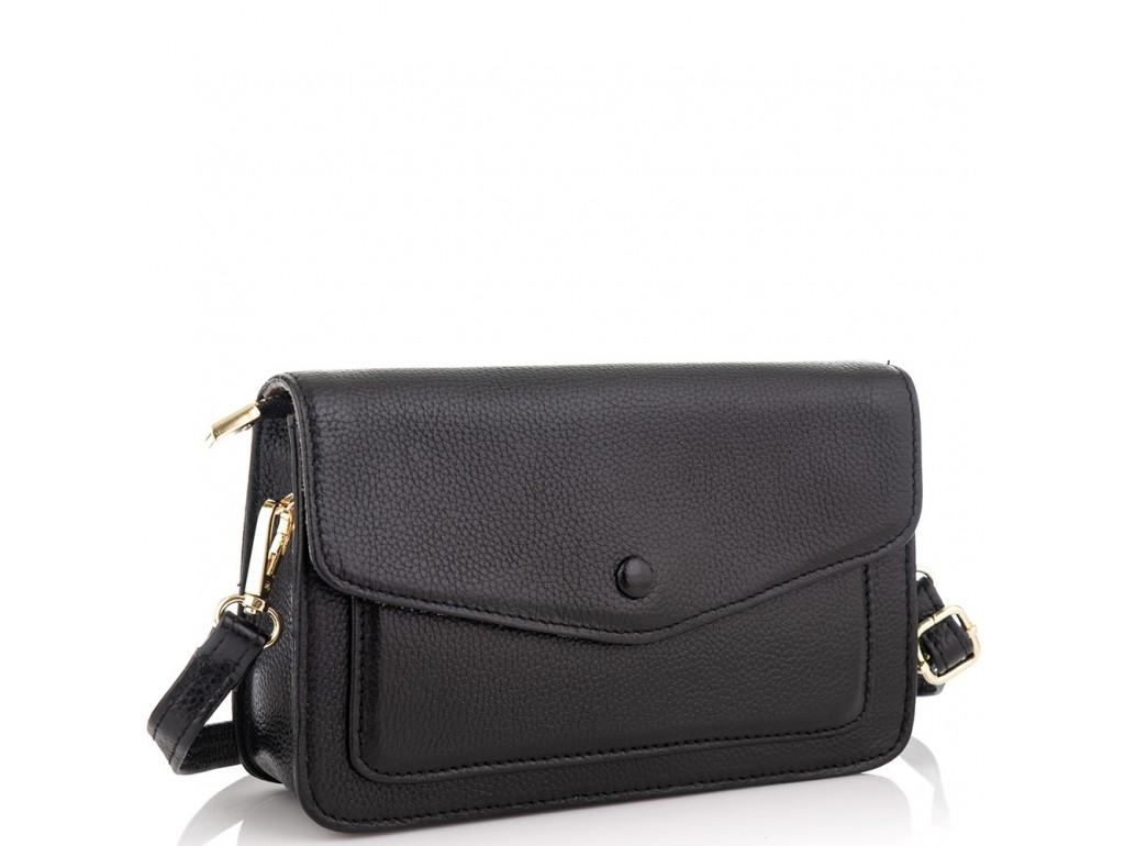 Шкіряна сумка-кроссбоді жіноча Riche NM20-W648A - Royalbag