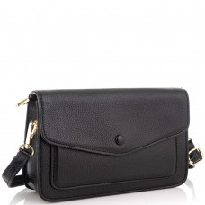 Кожаная сумка-кроссбоди женская Riche NM20-W648A - Royalbag