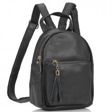 Жіночий маленький шкіряний рюкзак Riche Nm20-W1899A - Royalbag