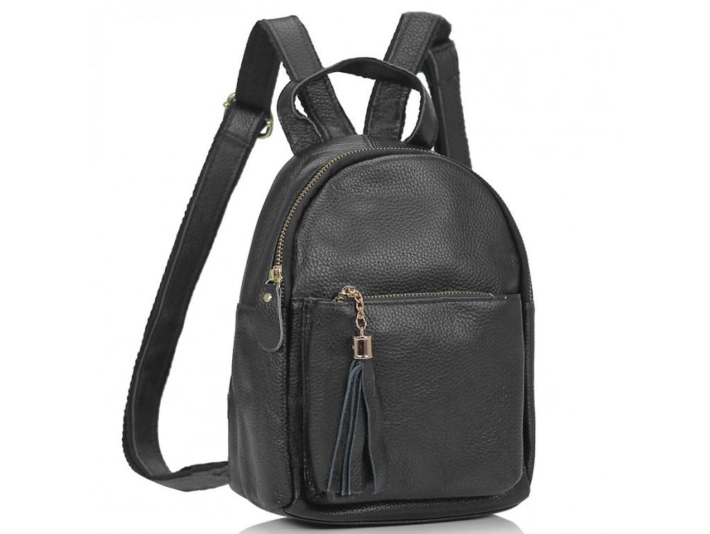 Женский маленький кожаный рюкзак Riche Nm20-W1899A - Royalbag