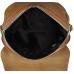 Женская кожаная сумочка кроссбоди флеп коричневая Riche W14-663LB - Royalbag