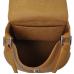 Жіноча шкіряна сумочка бакет коричнева Riche W14-7718LB - Royalbag Фото 3