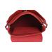 Женская кожаная сумочка бакет красная Riche W14-7718R - Royalbag Фото 3