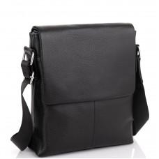 Классическая мужская сумка через плечо на два отделения Tiding Bag A25F-8870A - Royalbag Фото 2
