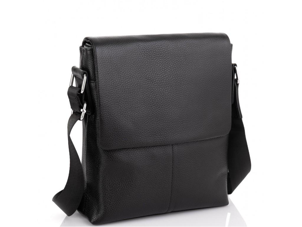 Классическая мужская сумка через плечо на два отделения Tiding Bag A25F-8870A - Royalbag Фото 1