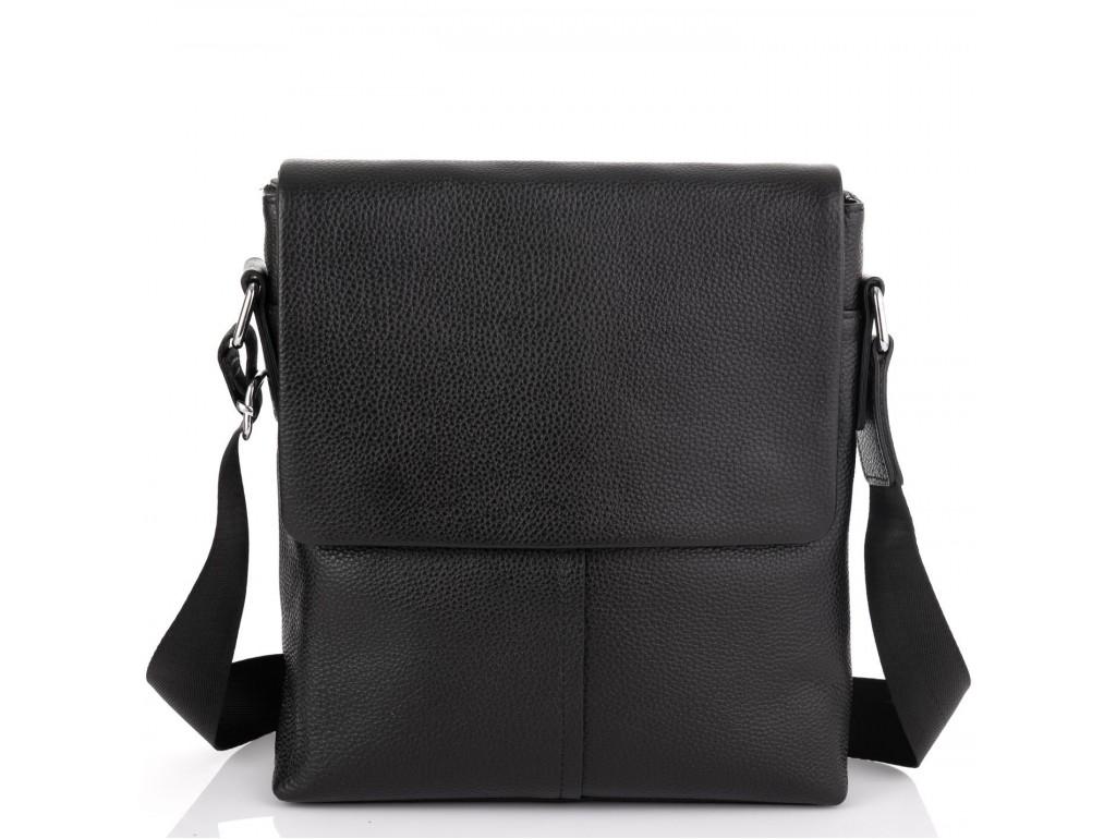 Классическая мужская сумка через плечо на два отделения Tiding Bag A25F-8870A - Royalbag