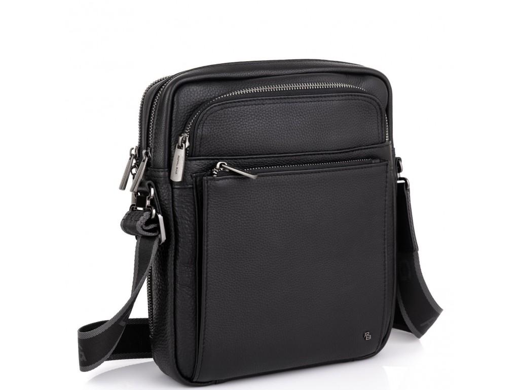 Сумка через плечо кожаная мужская Royal Bag RB-008-2A - Royalbag Фото 1