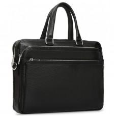 Мужская кожаная сумка для ноутбука Royal Bag RB-010A-1 - Royalbag Фото 2