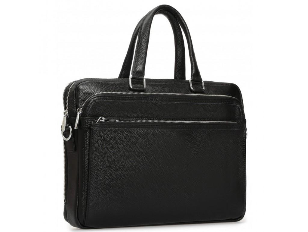 Мужская кожаная сумка для ноутбука Royal Bag RB-010A-1 - Royalbag Фото 1