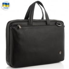 Сумка для ноутбука кожаная мужская Royal Bag RB29-88212-3A - Royalbag