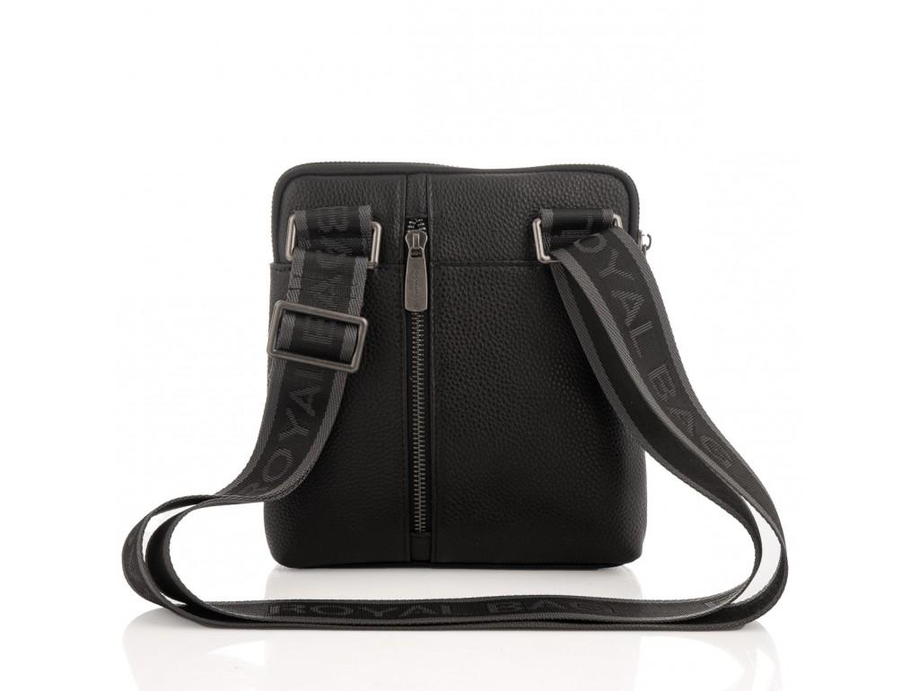 Мужская кожаная сумка, мессенджер Royal Bag RB2970091 - Royalbag