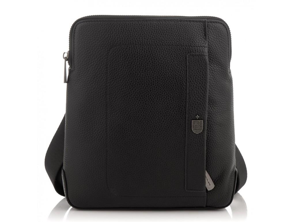 Мужской средний мессенджер Royal Bag RB2970151 - Royalbag