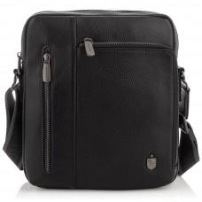 Мужская кожаная сумка через плечо Royal Bag RB297890 - Royalbag