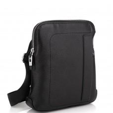 Мужская кожаная сумка через плечо мессенджер Royal Bag RB70151-1 - Royalbag Фото 2