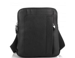 Мужская кожаная сумка через плечо мессенджер Royal Bag RB70151-1 - Royalbag
