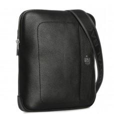Чоловіча шкіряна сумка через плече месенджер Royal Bag RB70151 - Royalbag