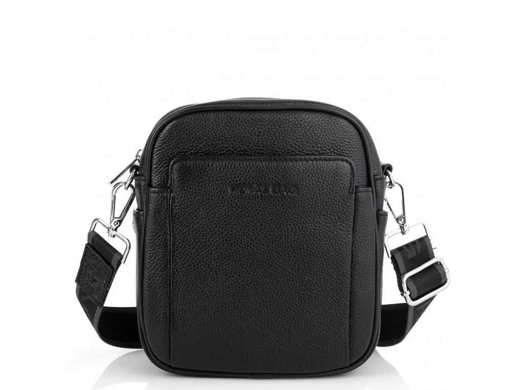 Мужская сумка через плечо из натуральной кожи Royal Bag RB70208 - Royalbag