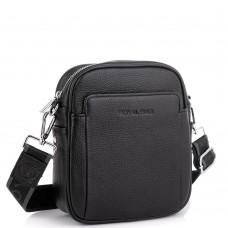 Мужская сумка через плечо из натуральной кожи Royal Bag RB70208 - Royalbag Фото 2