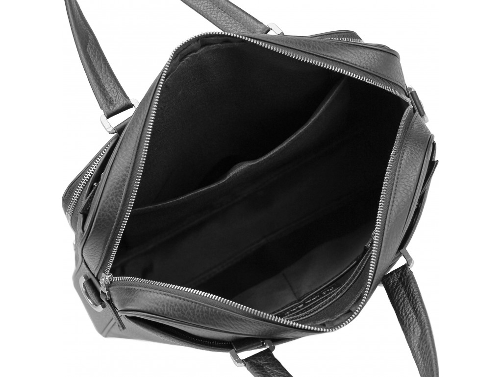 Деловая мужская кожаная сумка Royal Bag RB8-1001A - Royalbag
