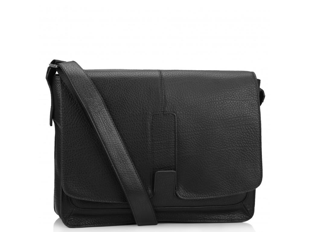 Сумка для ноутбука кожаная мужская Royal Bag RB8-1002A - Royalbag Фото 1