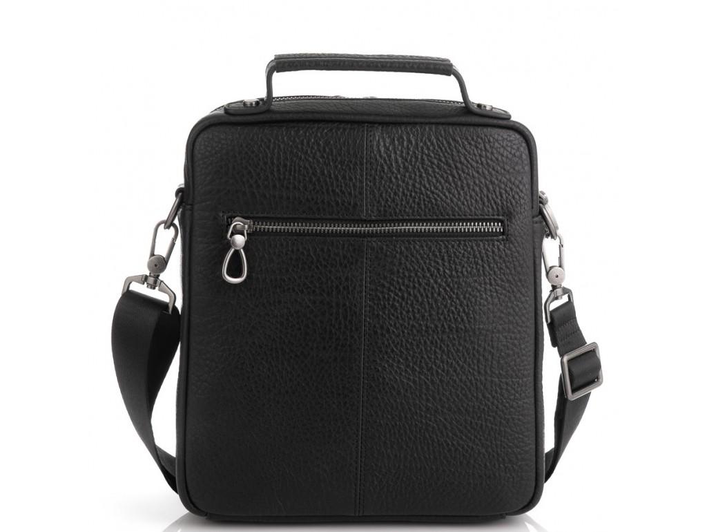 Кожаная сумка через плечо с ручкой Tavinchi S-010A - Royalbag