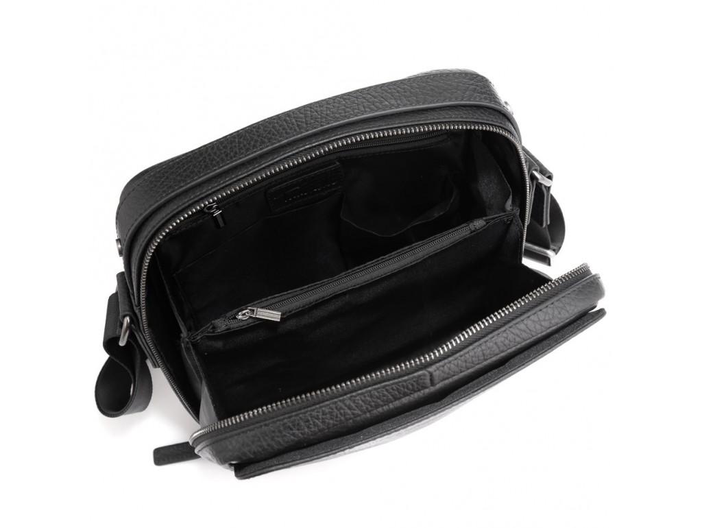 Кожаная сумка-мессенджер через плечо Tavinchi TV-S006A - Royalbag