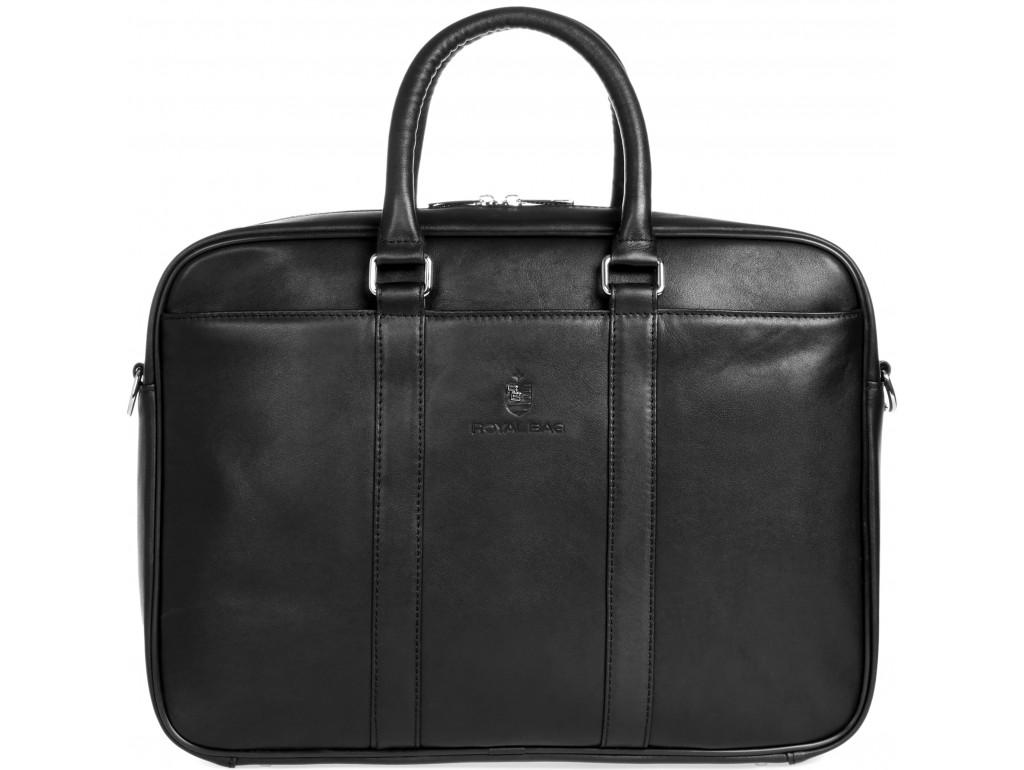 Мужская кожаная сумка-портфель Royal Bag RB023A