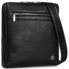 Мессенджер мужской кожаный на плечо Royal Bag RB70081 - Royalbag
