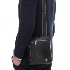 Мужская кожаная сумка через плечо маленькая Royal Bag RB70091