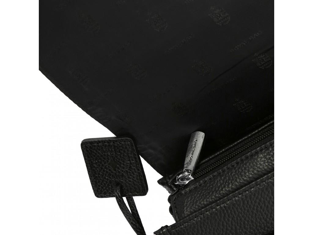 Сумка через плечо мужская кожаная горизонтальная Royal Bag RB70121