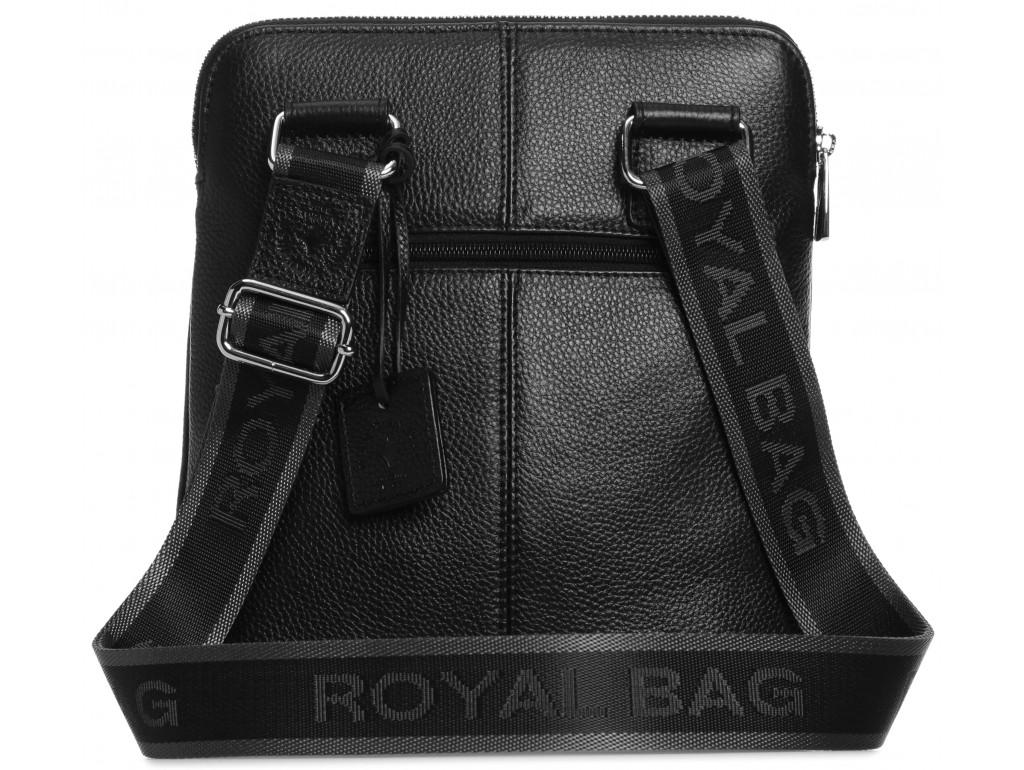 Мужская сумка через плечо из натуральной кожи Royal Bag RB70141 - Royalbag