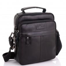 Мужская сумка кожаная через плечо Ruff Ryder RR-1969A - Royalbag Фото 2