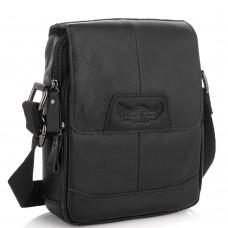 Мужская сумка кожаная через плечо Ruff Ryder RR-9033-6A - Royalbag Фото 2