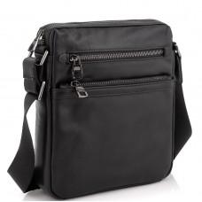 Сумка на плечо мужская кожаная Tiding Bag 9830A - Royalbag Фото 2