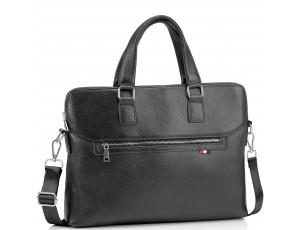 Сумка мужская из натуральной кожи для ноутбука Tiding Bag A25F-7232A - Royalbag