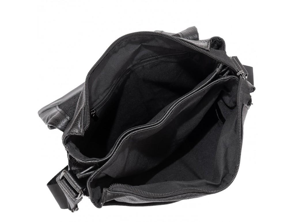 Кожаная сумка через плечо Tiding Bag A25F-8873A - Royalbag