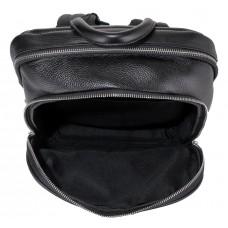 Мужской кожаный рюкзак для ноутбука на два отдела Tiding Bag NM11-184A - Royalbag