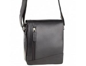 Сумка мужская Visconti S7 Messenger Bag A5 (Black) - Royalbag