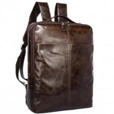 Рюкзак кожаный TIDING BAG 7280C - Royalbag
