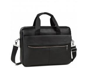 Каркасная мужская сумка из кожи Bexhill Bx1127A - Royalbag