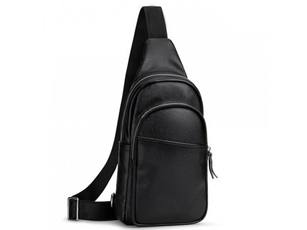 Кожаный рюкзак Tiding Bag A25-5021A - Royalbag Фото 1