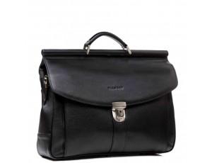 Мужской кожаный портфель Blamont Bn017A-1 - Royalbag